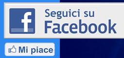 Seguici su Facebook e Clicca su mi piace - GRAZIE